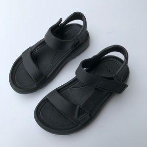Teva   Unisex Black Hurricane Drift Water Sandals